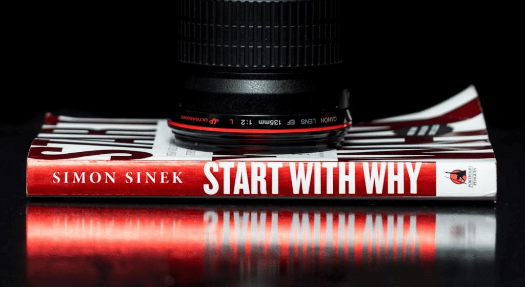 Why – Simon Sinek