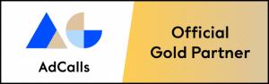 AdCalls Gold partner