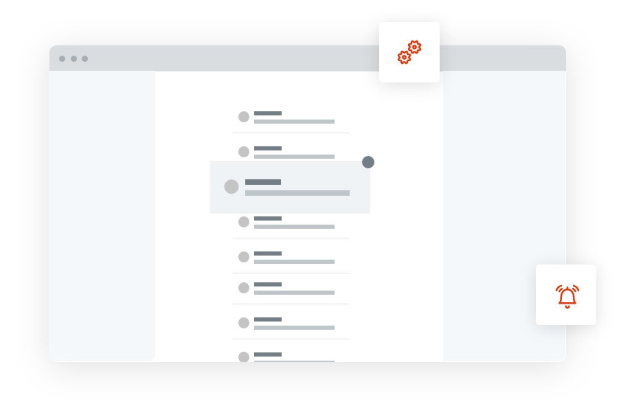 Analyse producten / service