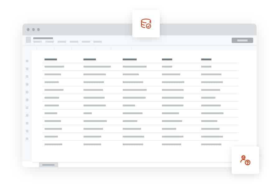 E-mailmarketing database check