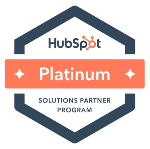 Scherp Online is Platinum Hubspot Partner